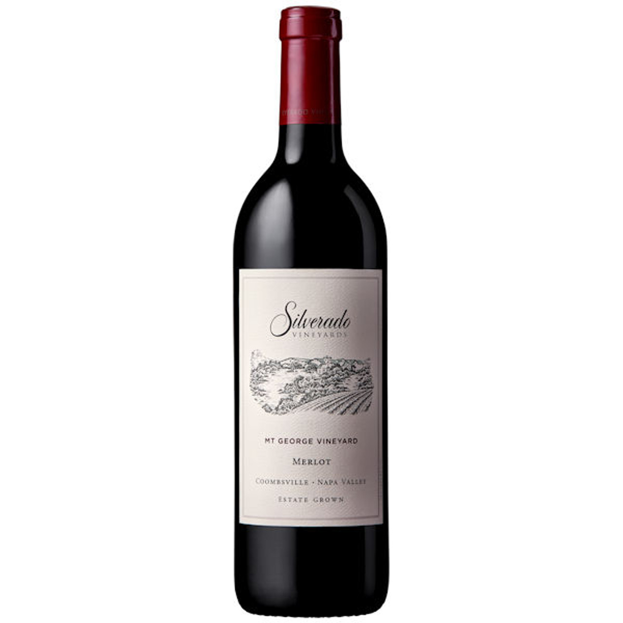 Silverado Mt George Vineyard Napa Merlot