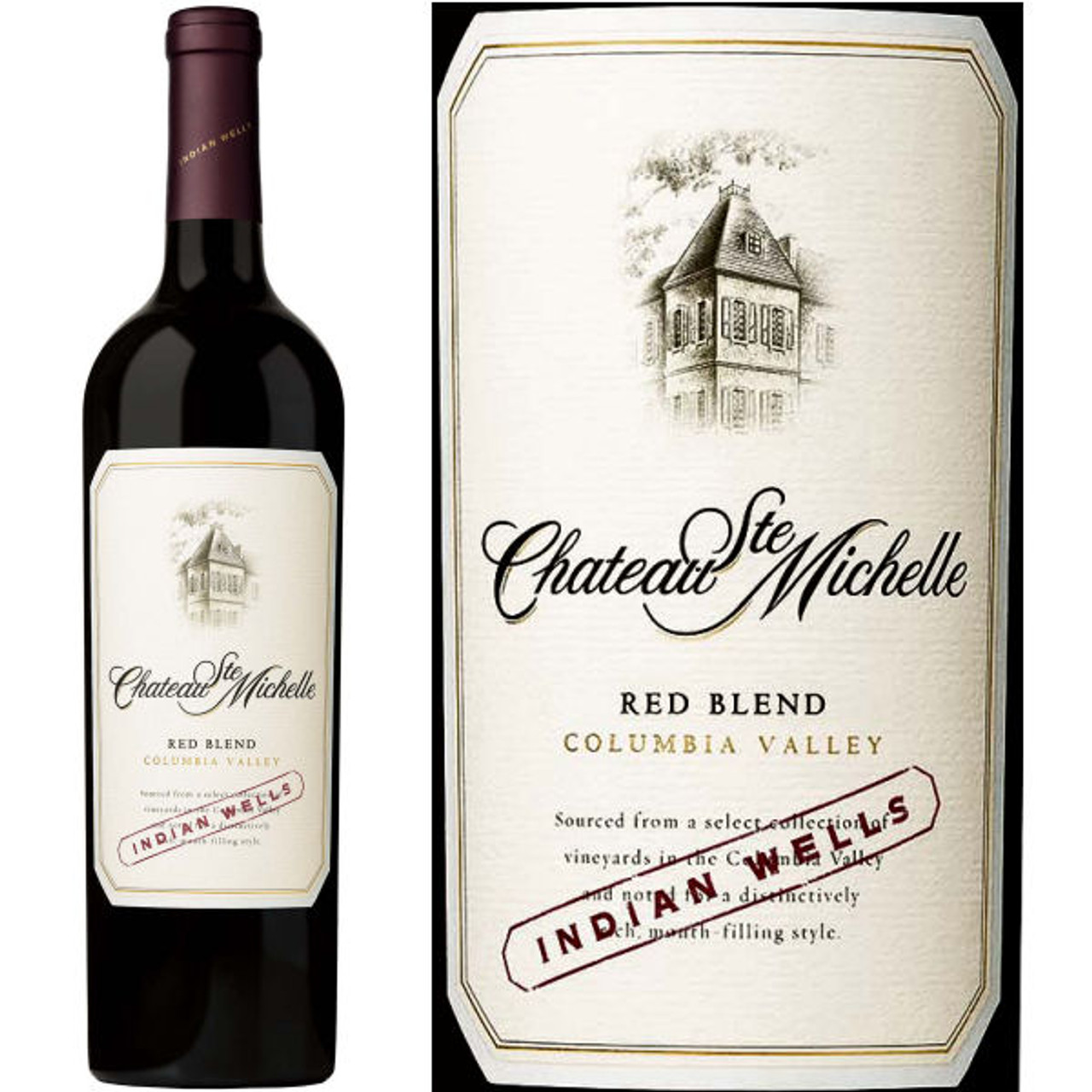 Chateau Ste. Michelle Indian Wells Columbia Valley Red Blend
