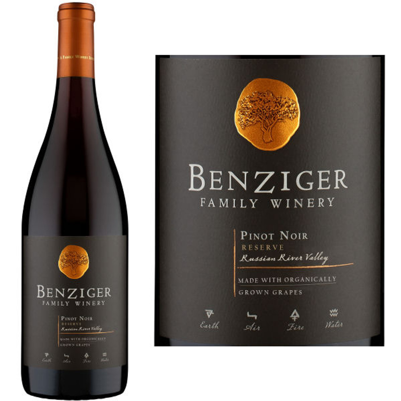 Benziger Family Winery Reserve Russian River Pinot Noir