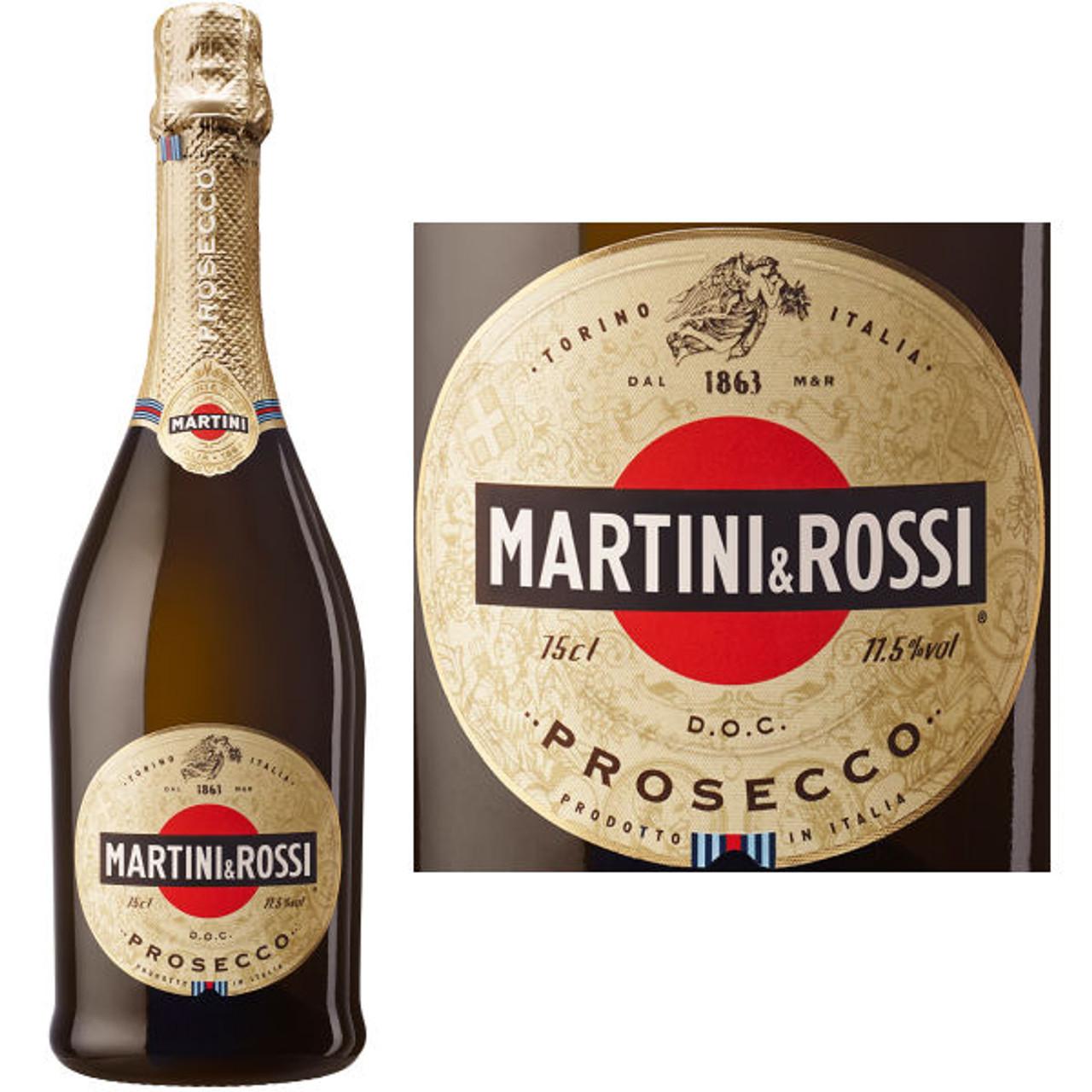 Martini & Rossi Prosecco DOC NV