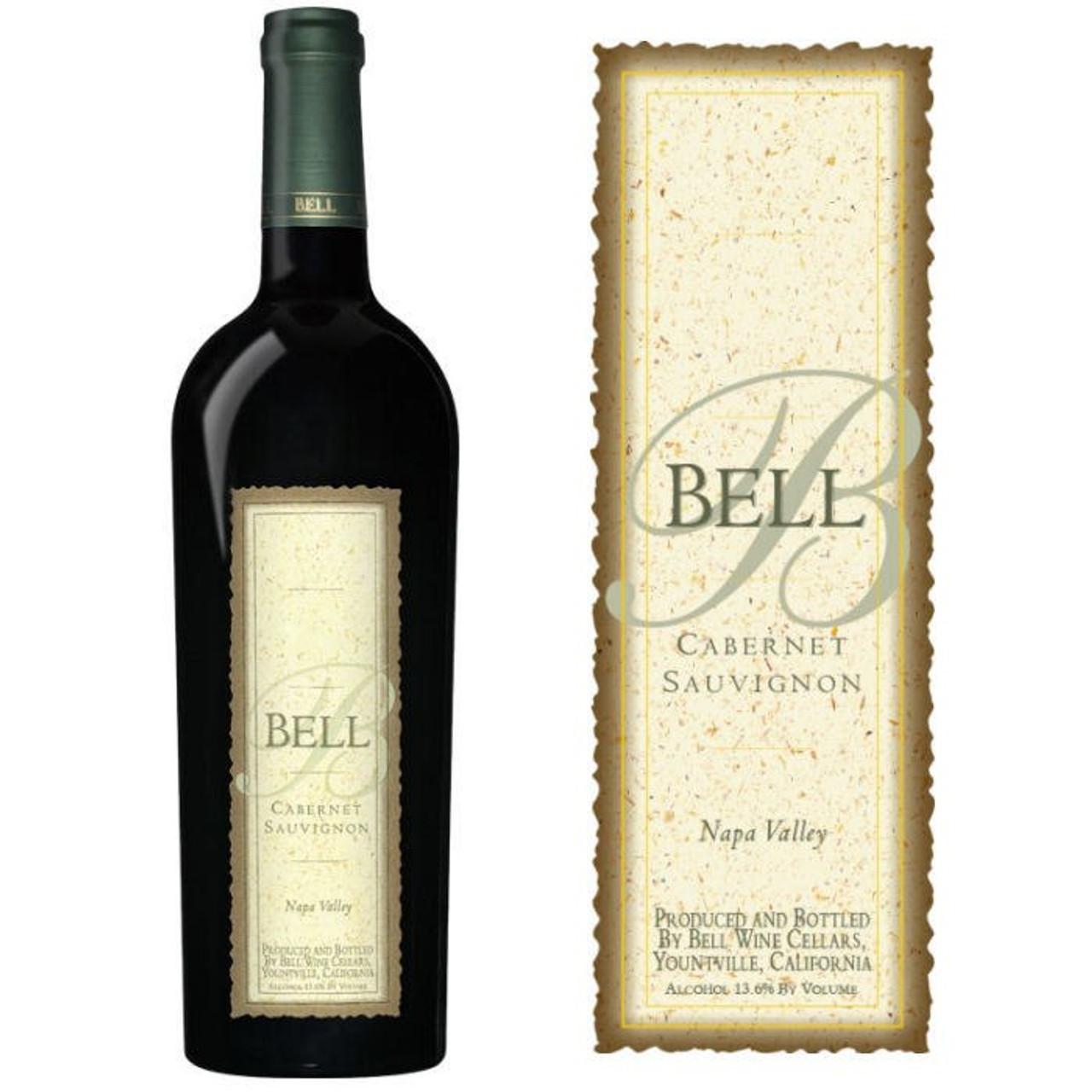 Bell Cellars Napa Cabernet