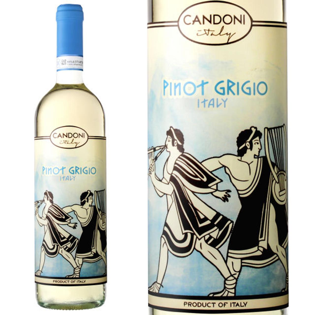 Candoni Pinot Grigio delle Venezie DOC