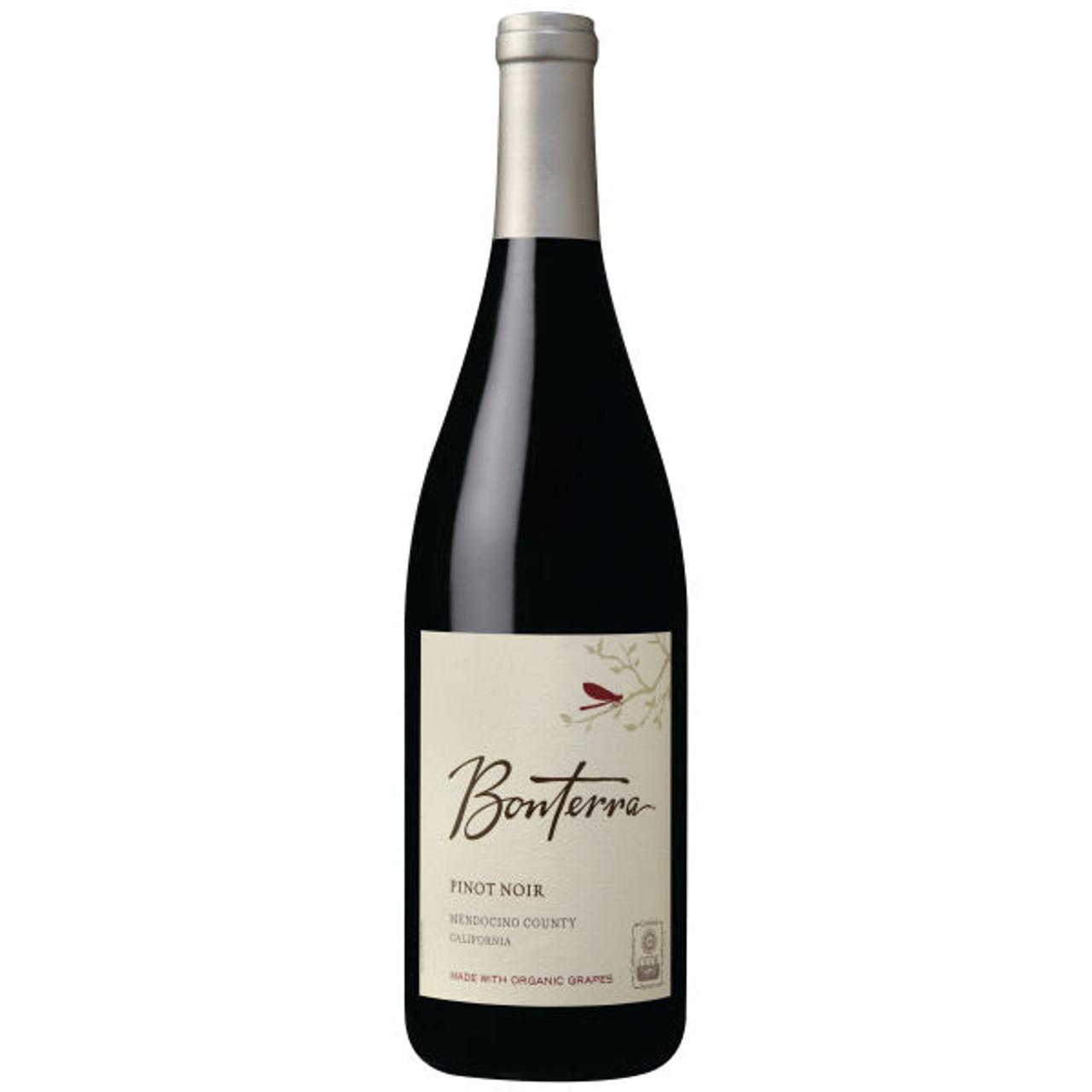 Bonterra Mendocino Pinot Noir Organic