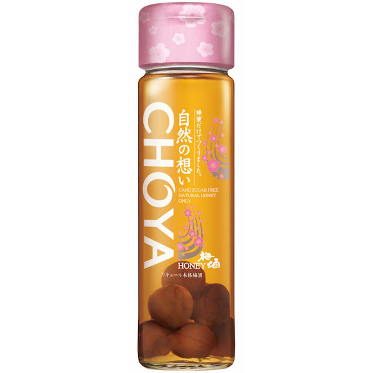 Choya Umeshu Honey Fruit Wine 750ml