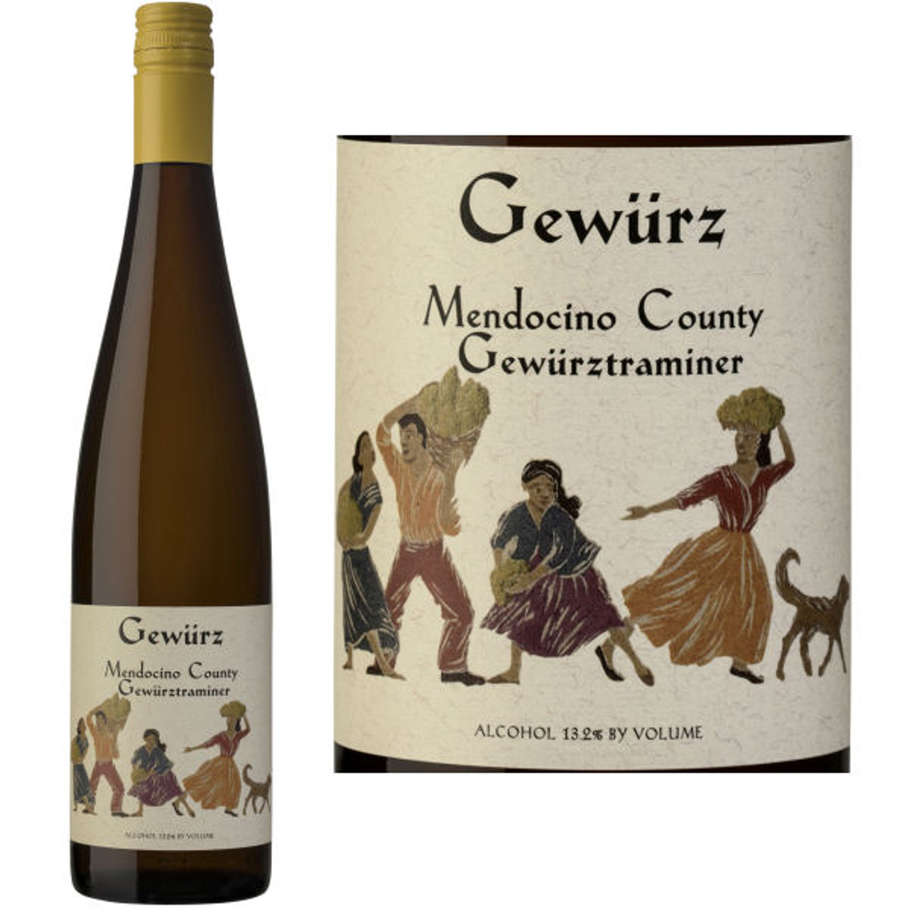 Alexander Valley Vineyards Mendocino Gewurztraminer