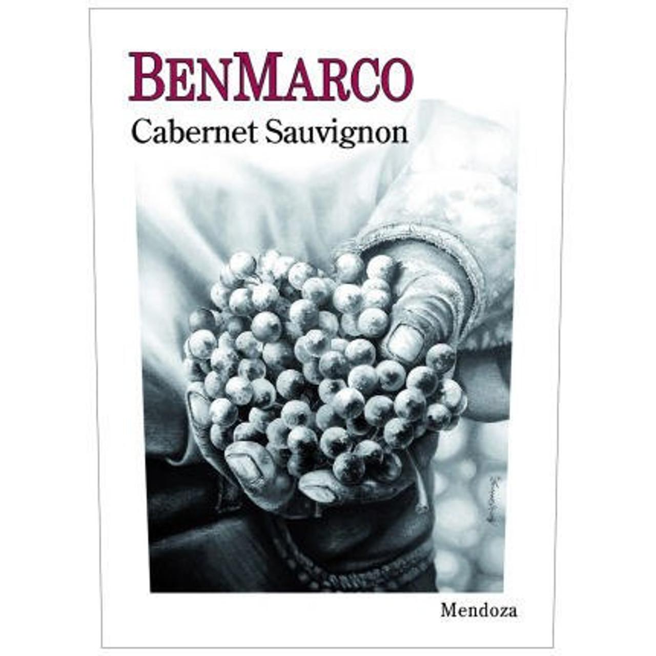 BenMarco Mendoza Cabernet 2013 (Argentina)
