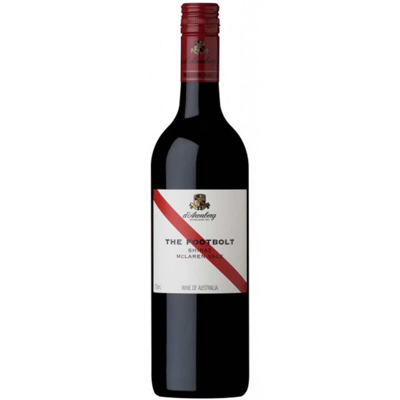 d'Arenberg McLaren Vale The Footbolt Shiraz