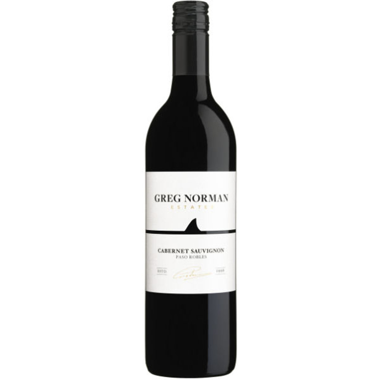 Greg Norman Estates Paso Robles Cabernet
