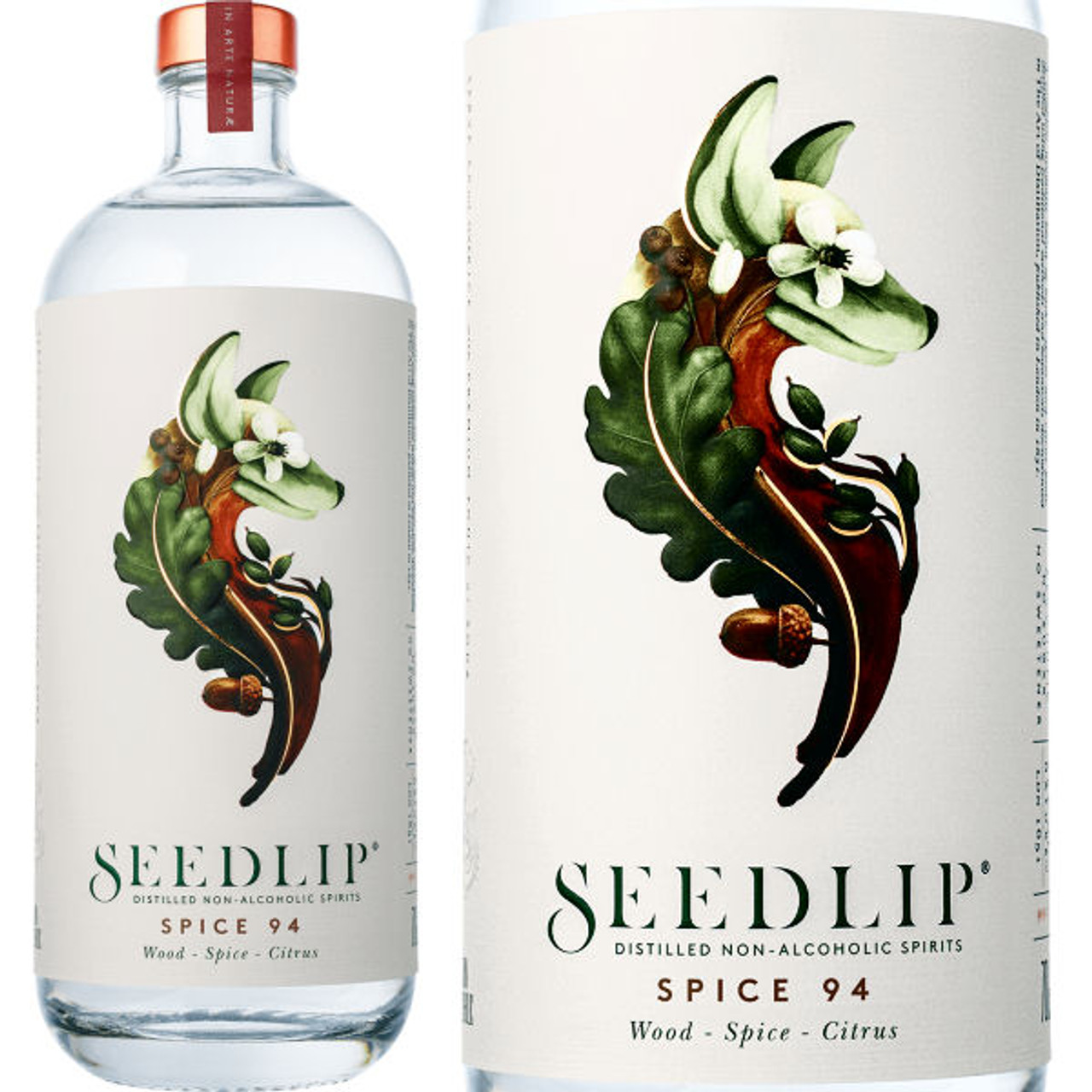 Seedlip Spice 94 Distilled Non-Alcoholic Spirits 700ml