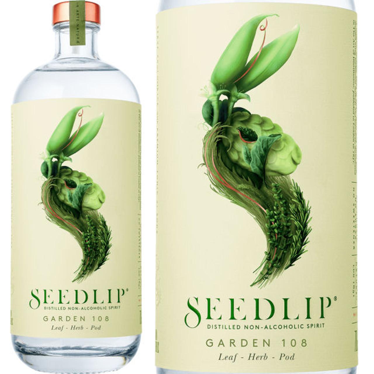 Seedlip Garden 108 Distilled Non-Alcoholic Spirits 700ml