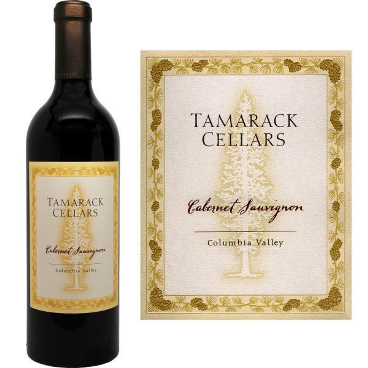 Tamarack Cellars Columbia Valley Cabernet