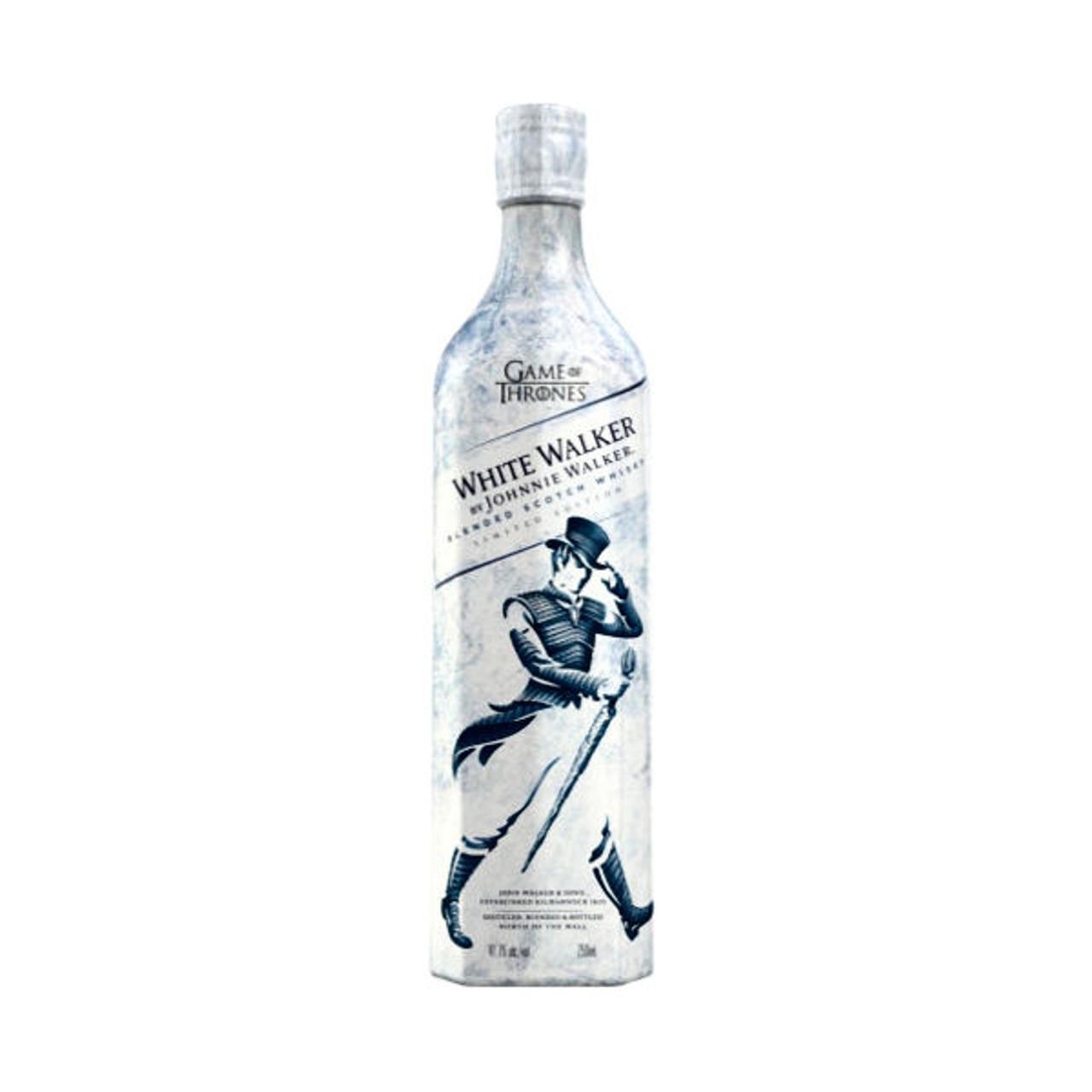 Johnnie Walker White Walker Game Of Thrones Blended Scotch 750ml