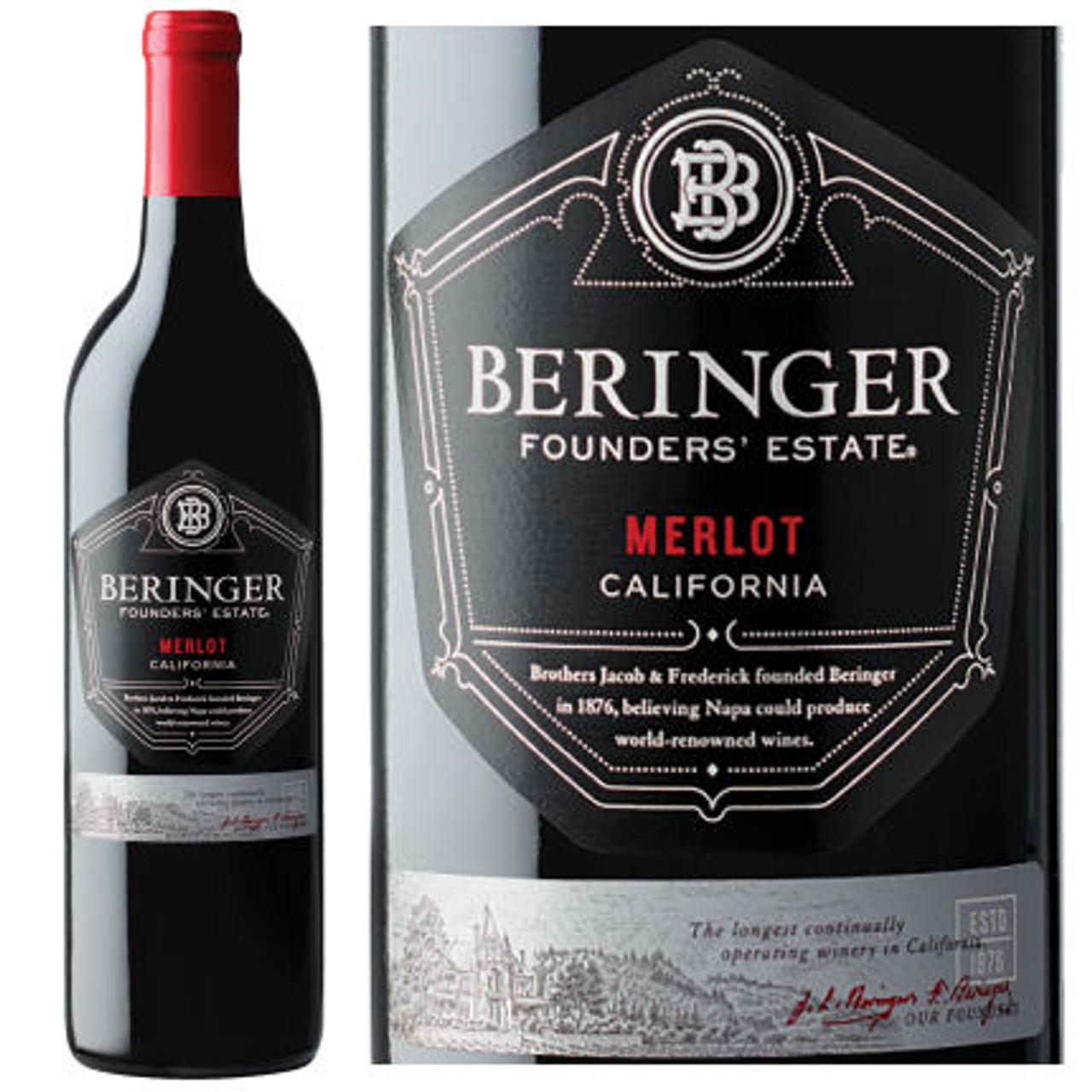 Beringer Founders' Estate California Merlot