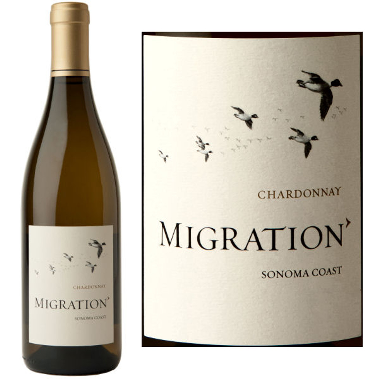 Migration by Duckhorn Sonoma Coast Chardonnay