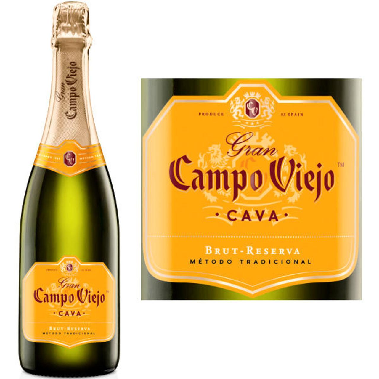 Campo Viejo Cava Reserva Brut NV