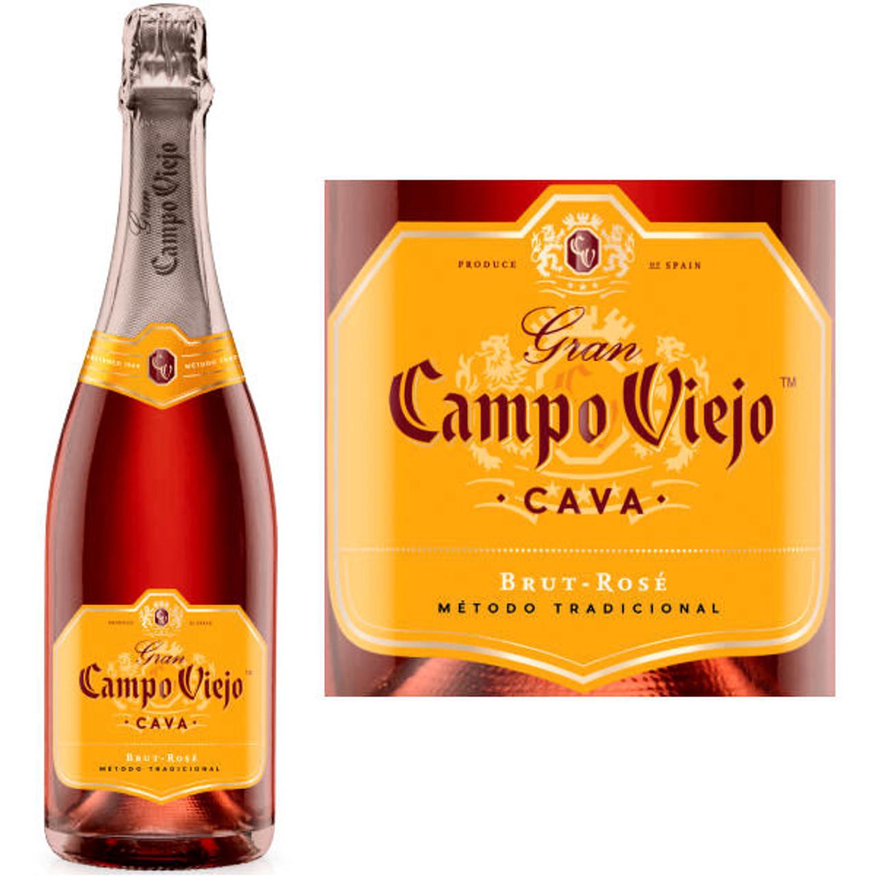 Campo Viejo Cava Brut Rose NV