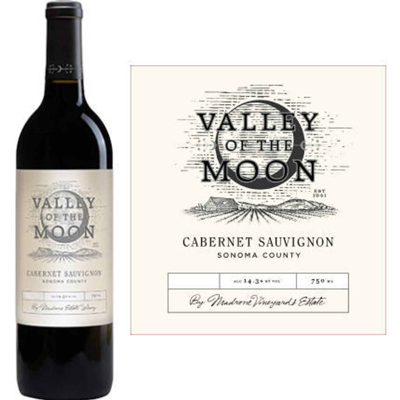 Valley of the Moon Sonoma Cabernet
