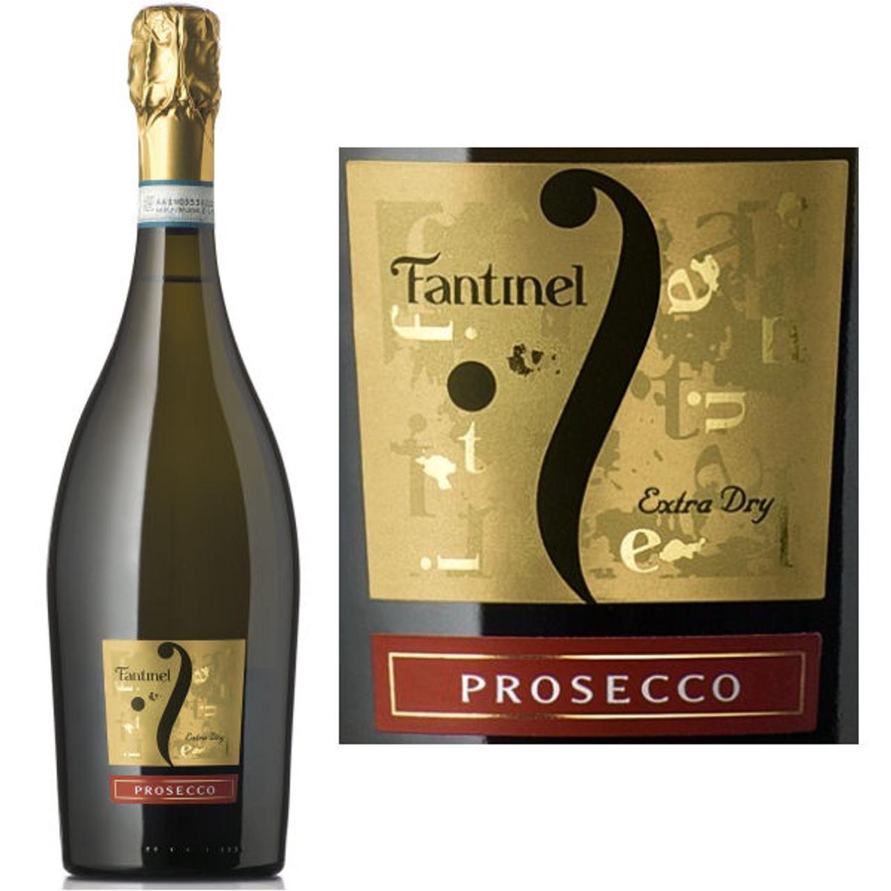 Fantinel Veneto Prosecco Vino Spumante Extra Dry DOC NV
