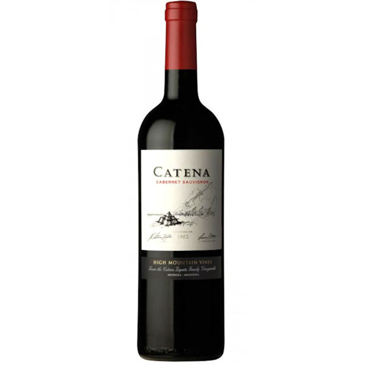 Catena High Mountain Vines Mendoza Cabernet