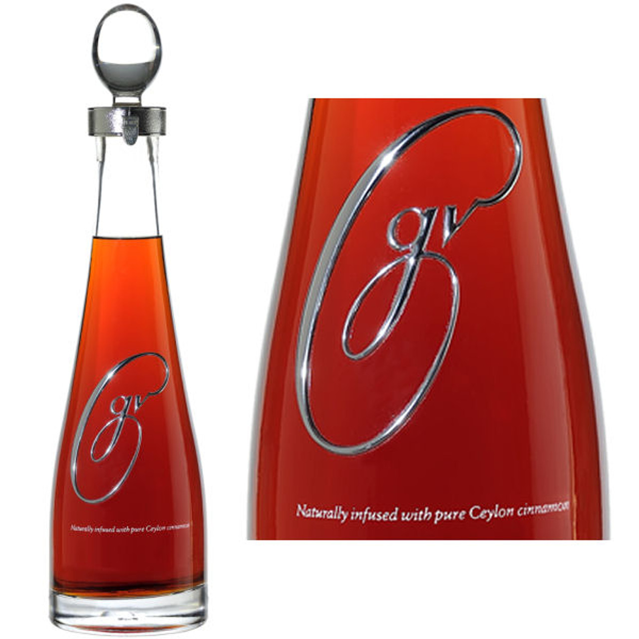 Glass Spice Vodka 750ml