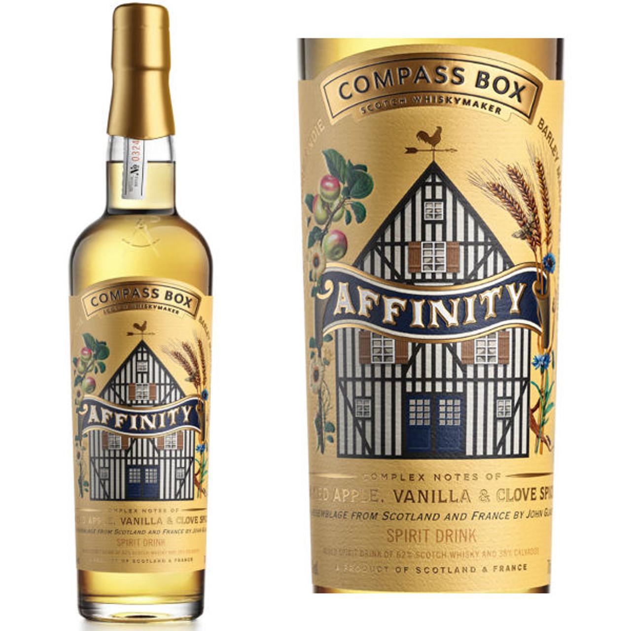Compass Box Affinity Spirit Drink 750ml