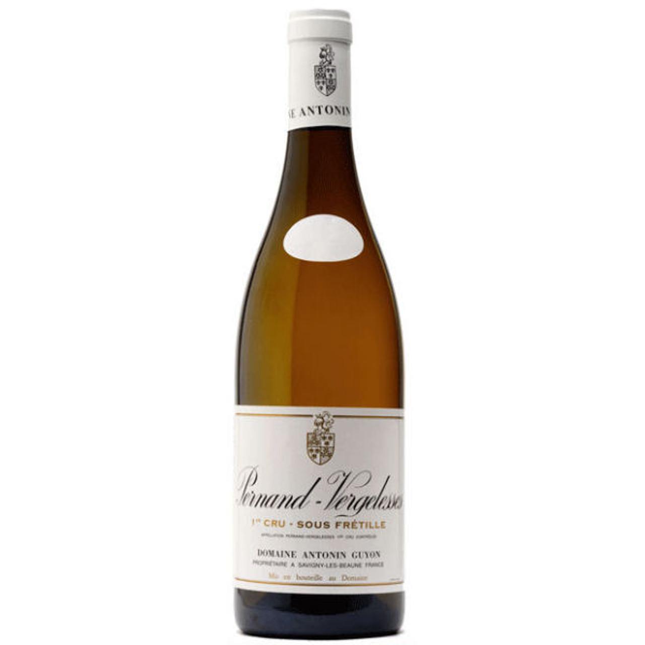 Domaine Antonin Guyon Pernand-Vergelesses Sous Fretille 1er Cru White Burgundy