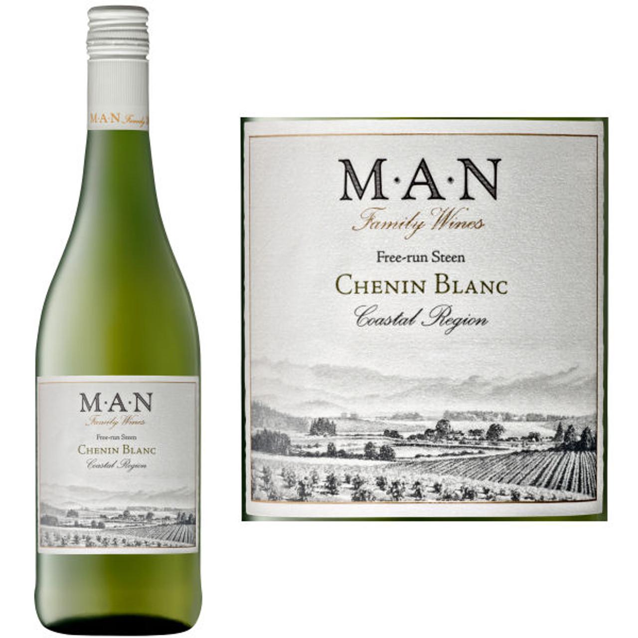 MAN Family Wines Coastal Region Chenin Blanc