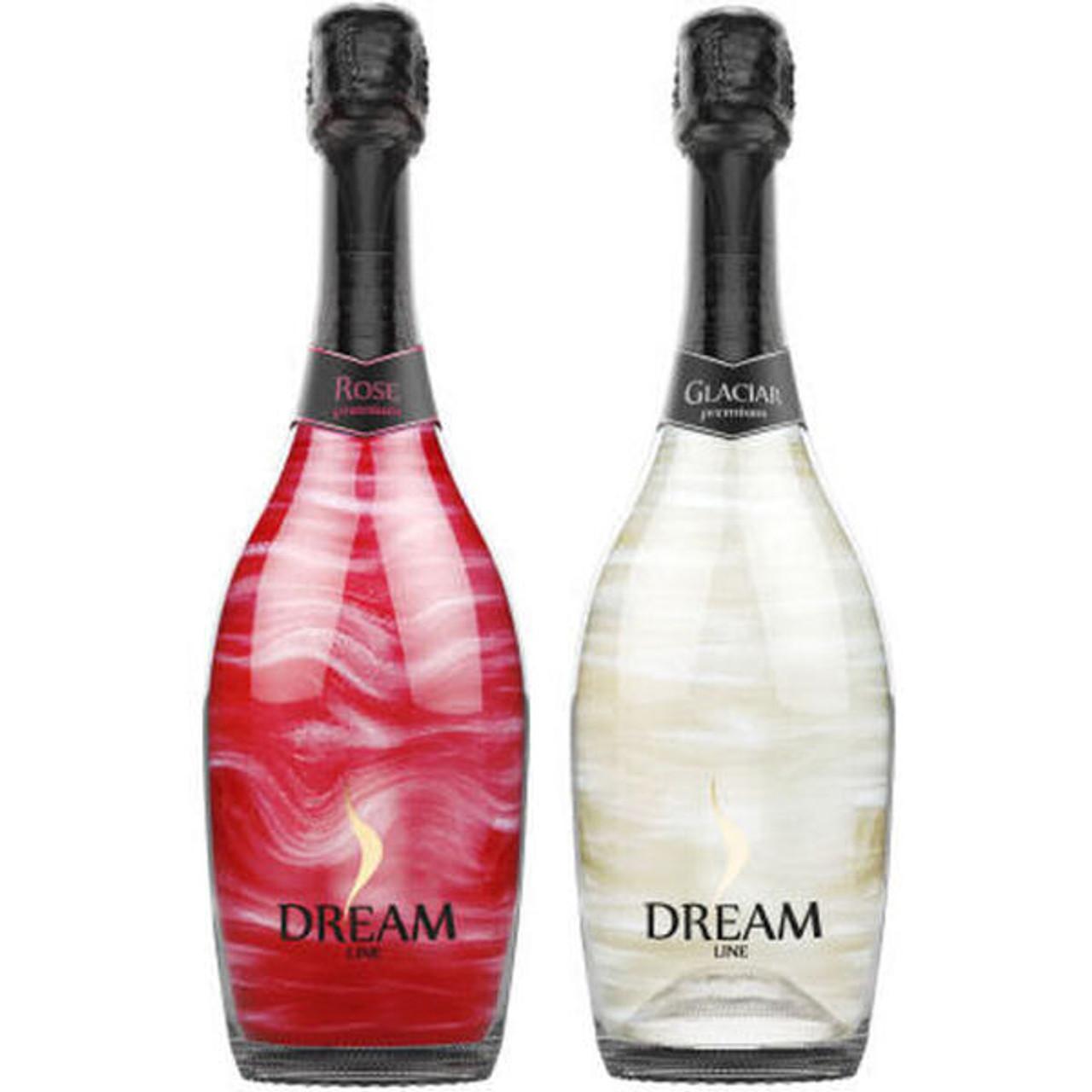 Dream Line Sparkling Wine NV (Spain) 2-Pack