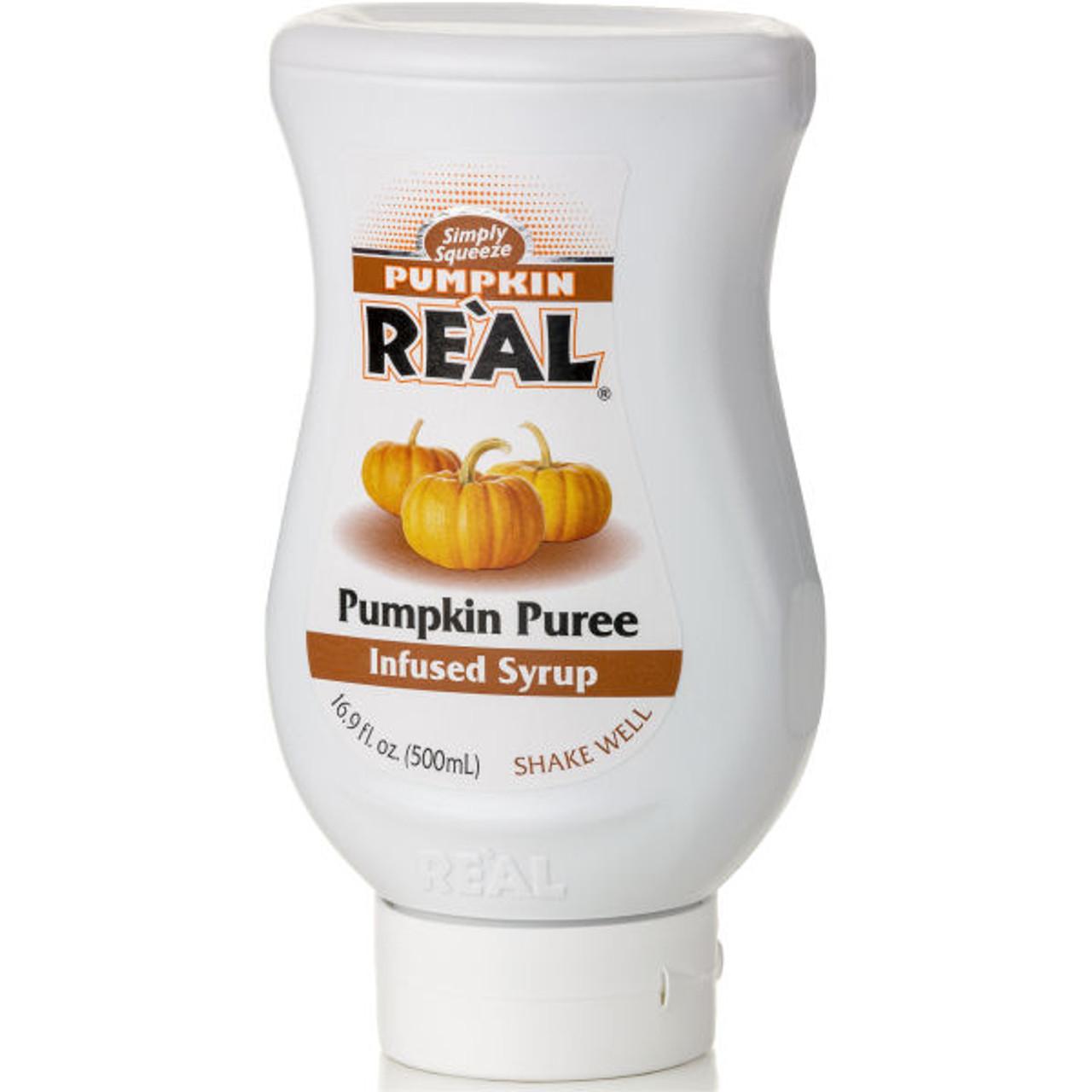 Pumpkin Real Pumpkin Puree Syrup 16.9oz