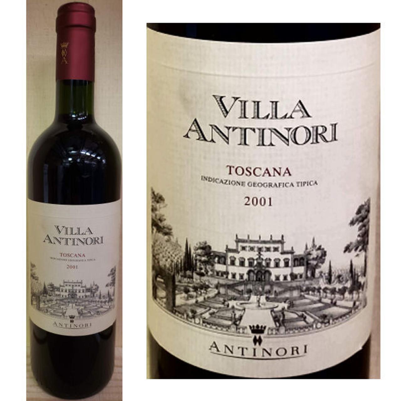 Antinori Villa Antinori Toscana Red IGT