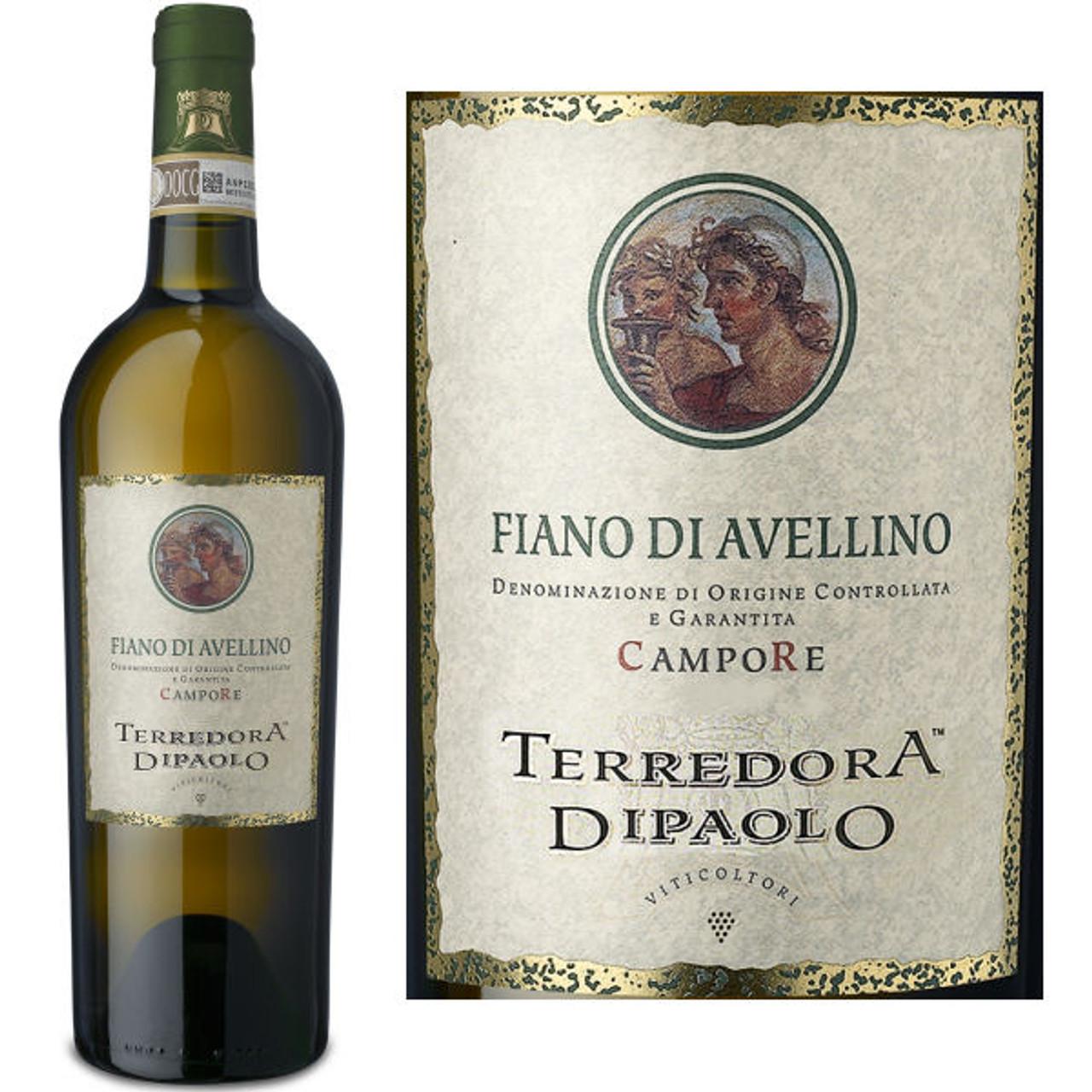 Terredora di Paolo Fiano di Avellino CampoRe DOCG