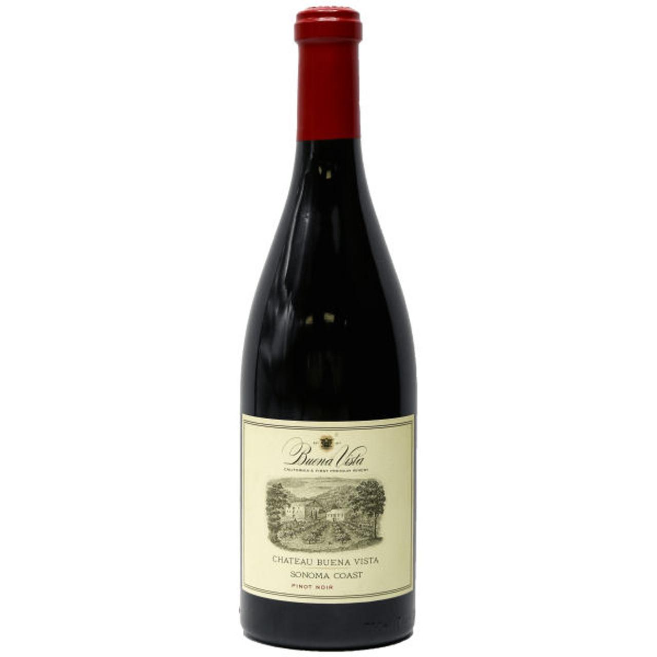 Chateau Buena Vista Sonoma Coast Pinot Noir