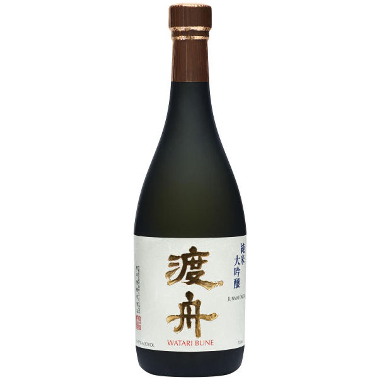 Watari Bune Liquid Gold Junmai Daiginjo Sake 720ml