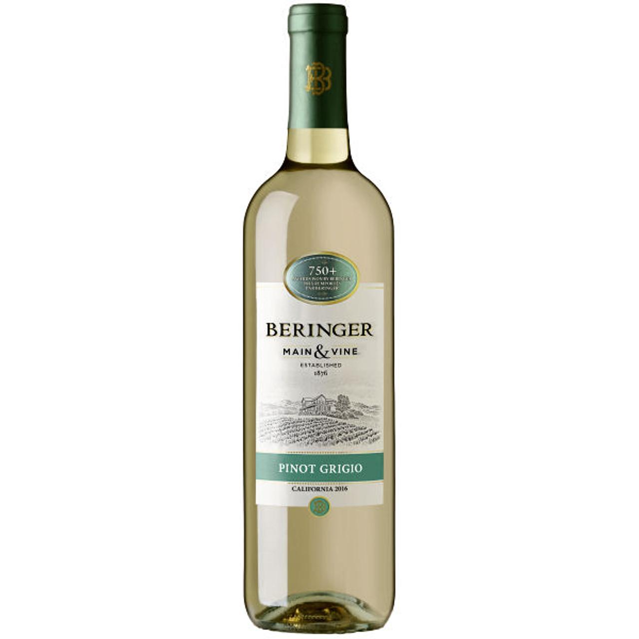 Beringer Main & Vine American Pinot Grigio