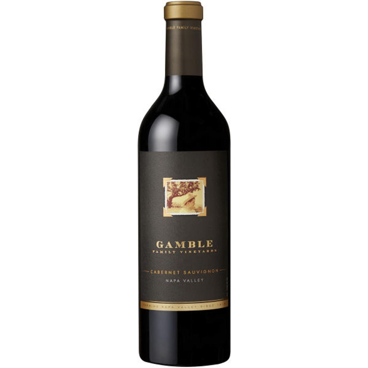 Gamble Family Vineyards Napa Cabernet
