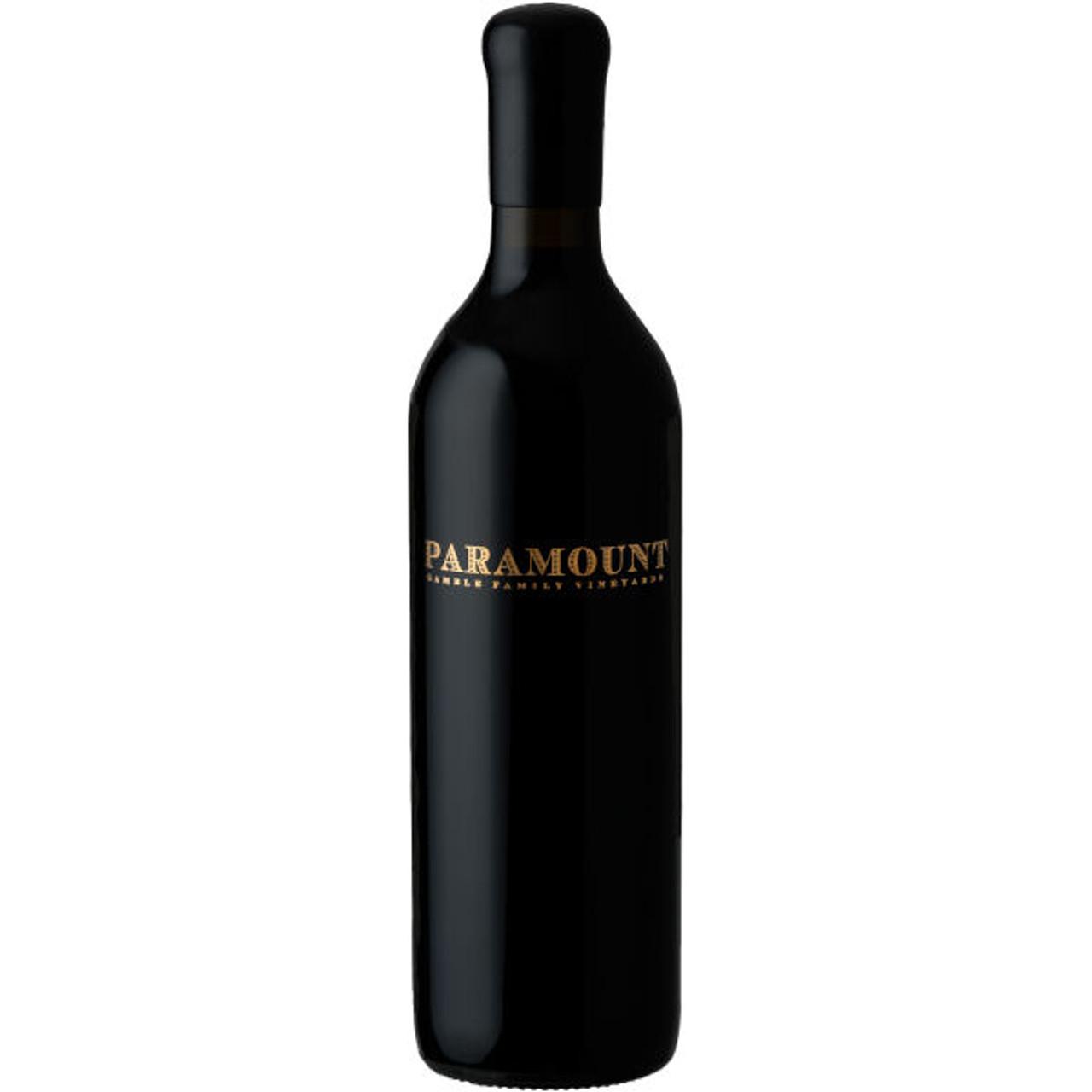 Gamble Family Vineyards Paramount Napa Red Blend