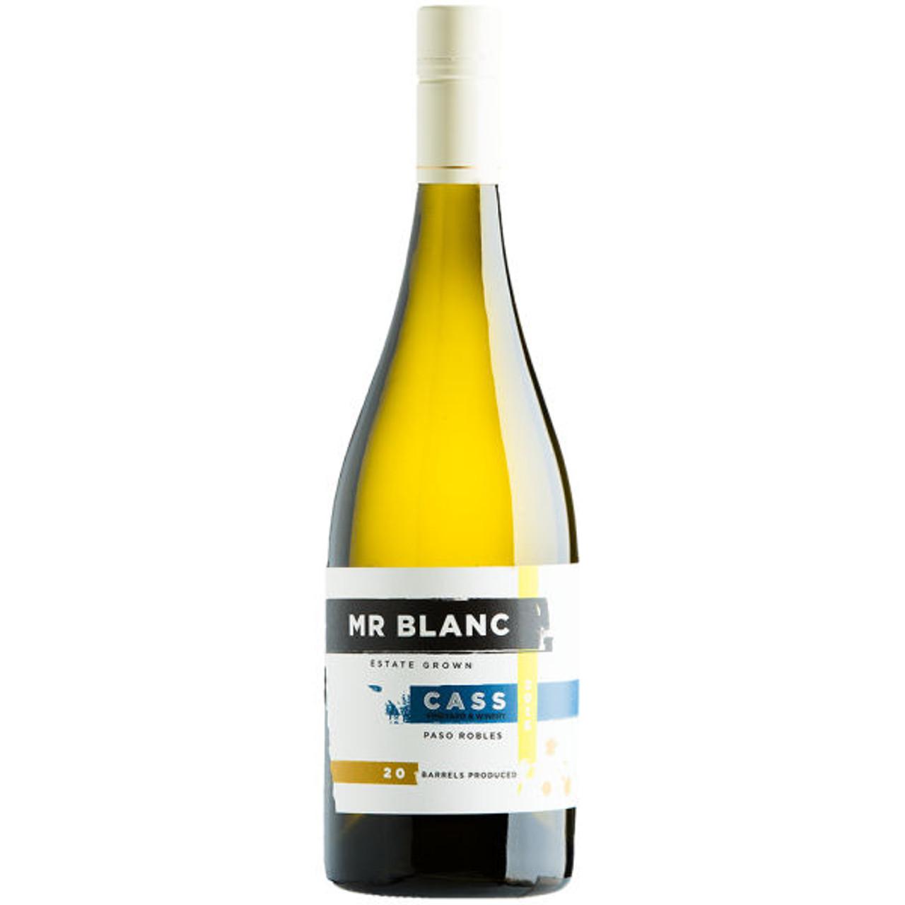 Cass Mr. Blanc Paso Robles White Blend