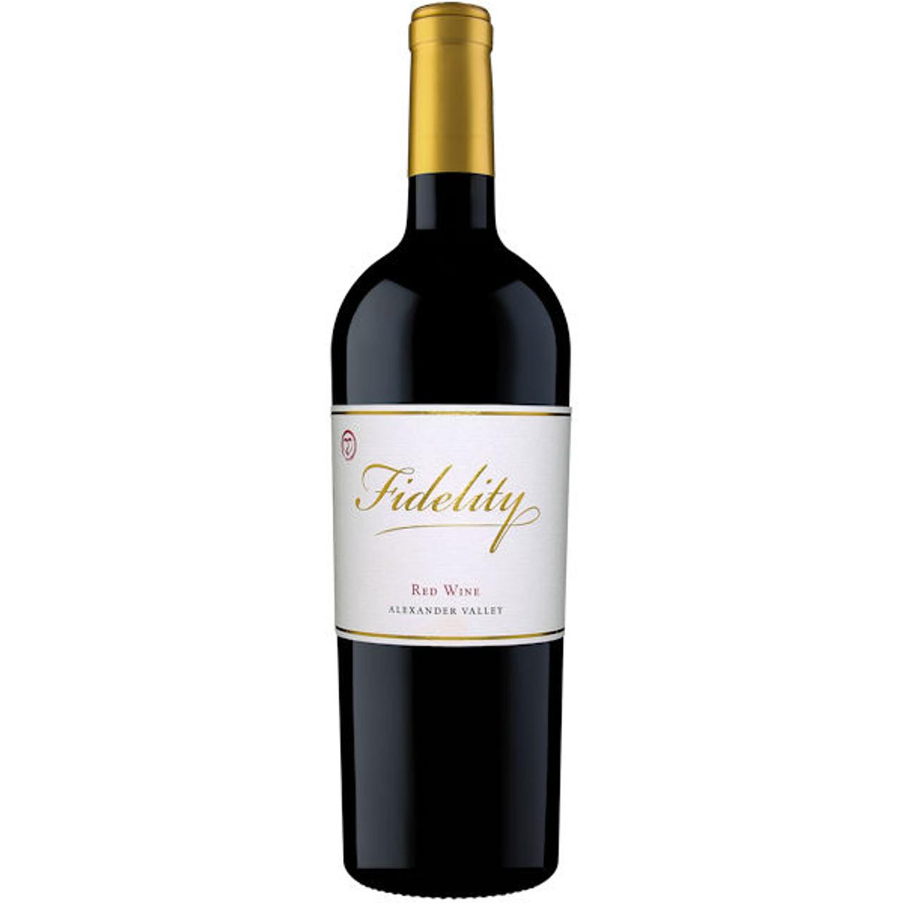 Fidelity by Goldschmidt Alexander Red Wine