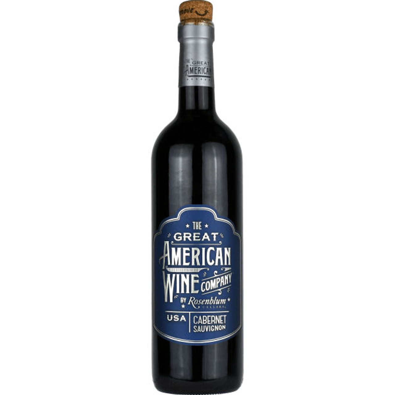 The Great American Wine Company by Rosenblum Cabernet