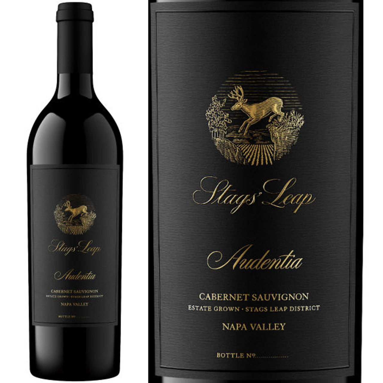 Stags' Leap Winery Estate Audentia SLD Cabernet