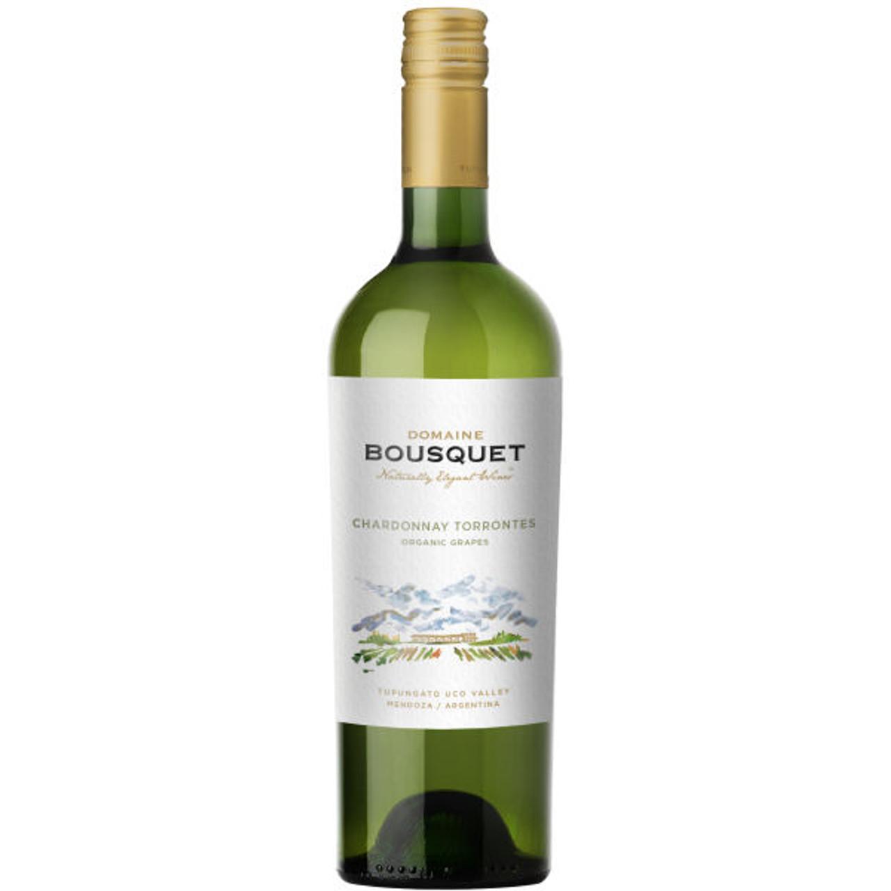 Domaine Bousquet Premium Organic Chardonnay Torrontes
