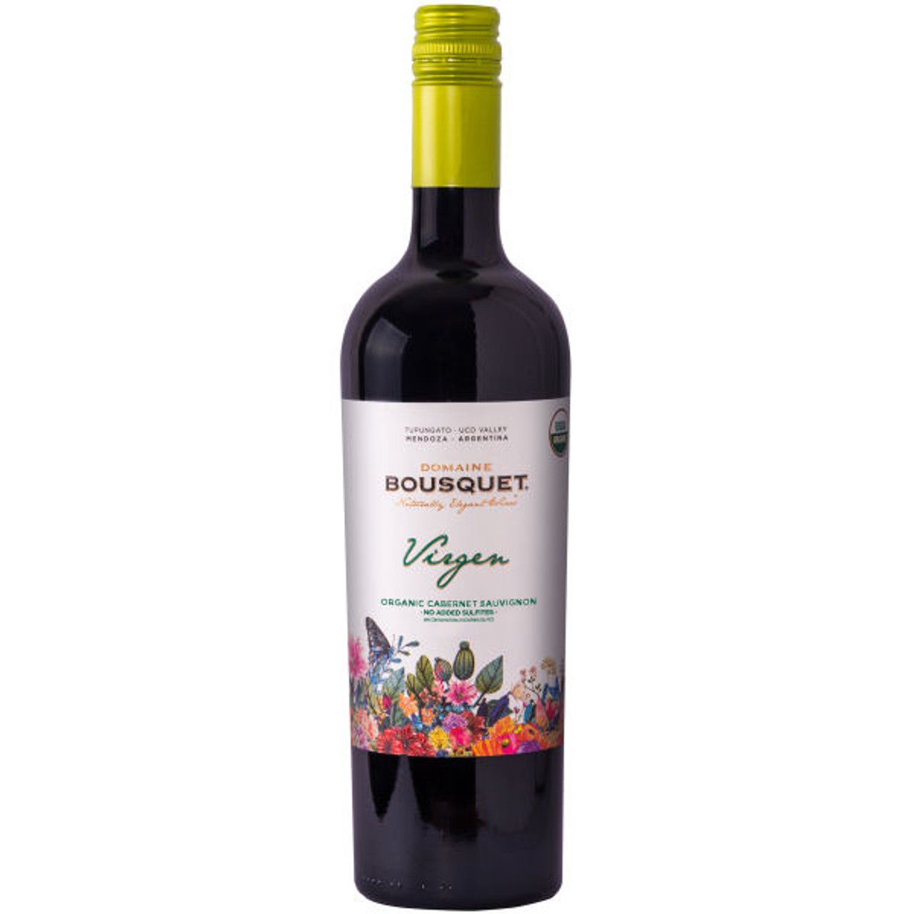 Domaine Bousquet Premium Virgen Organic Cabernet