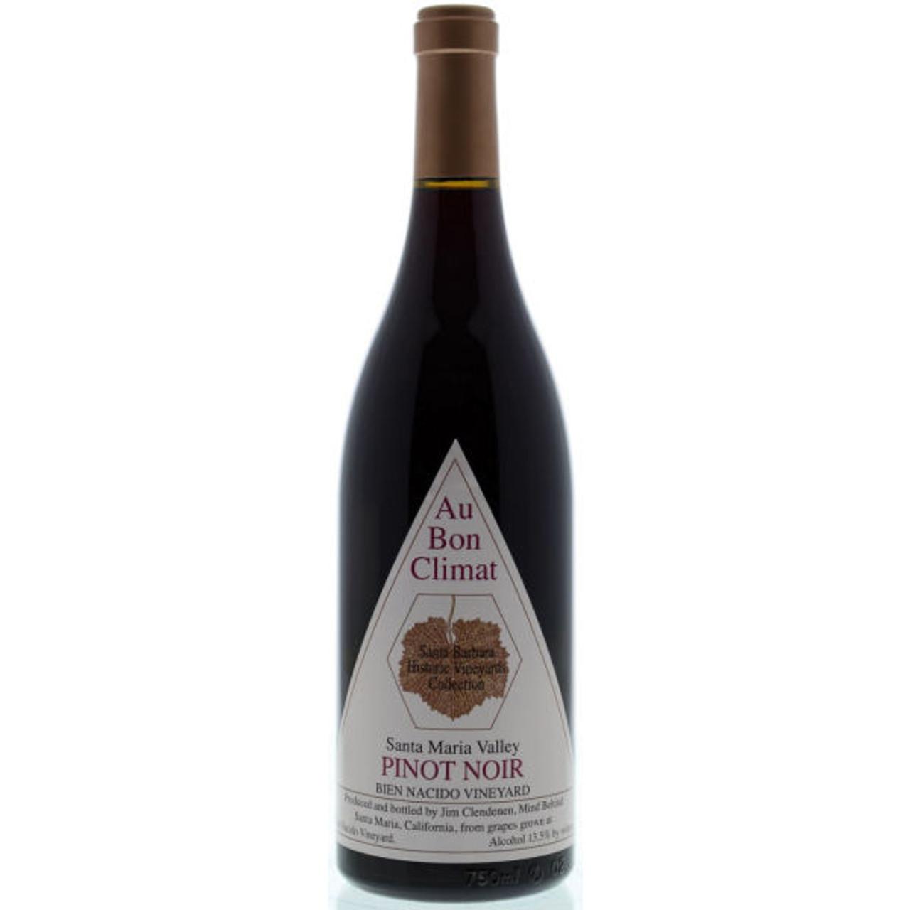 Au Bon Climat Bien Nacido Vineyard Santa Maria Pinot Noir