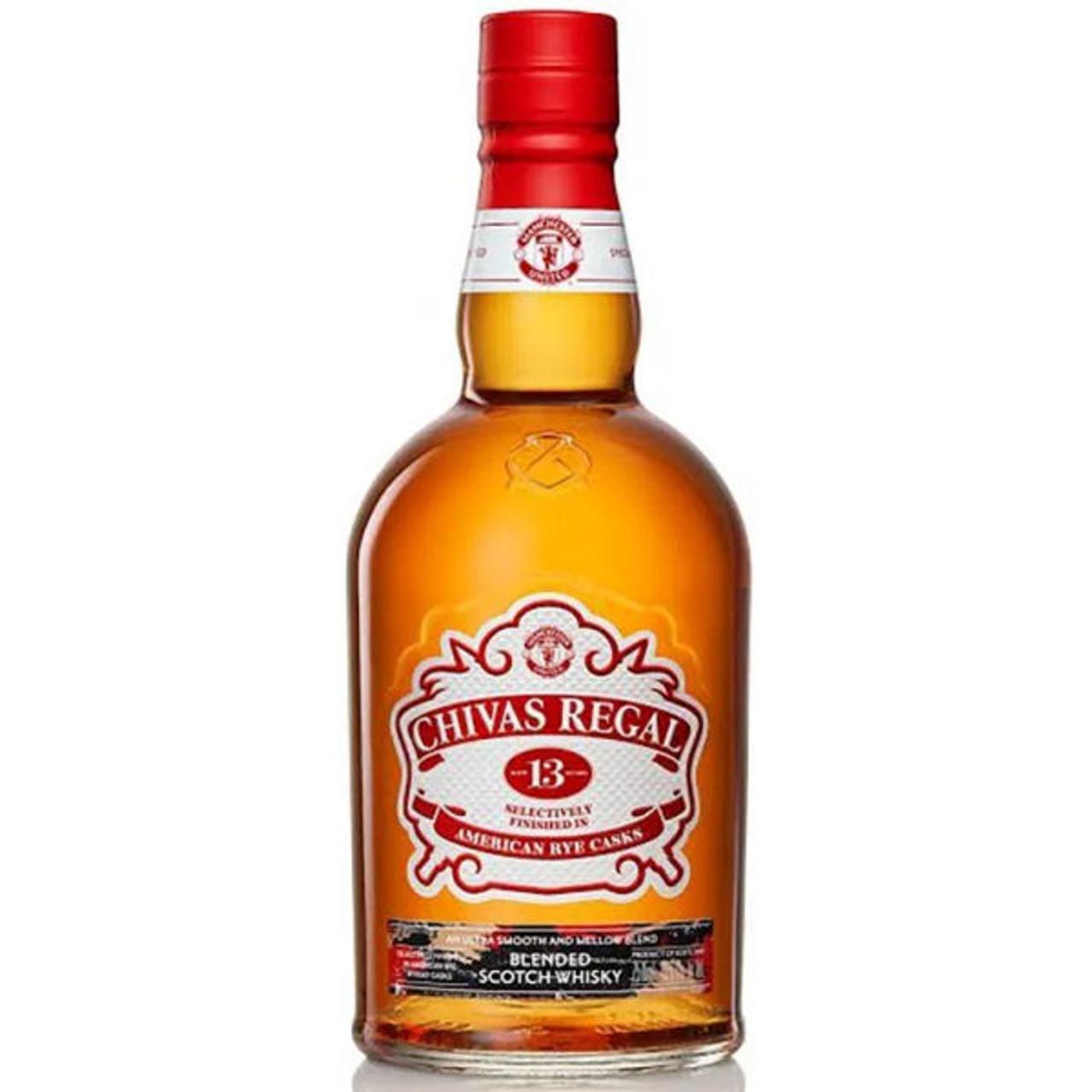 Chivas Regal 13 Year Old Blended Scotch 750ml