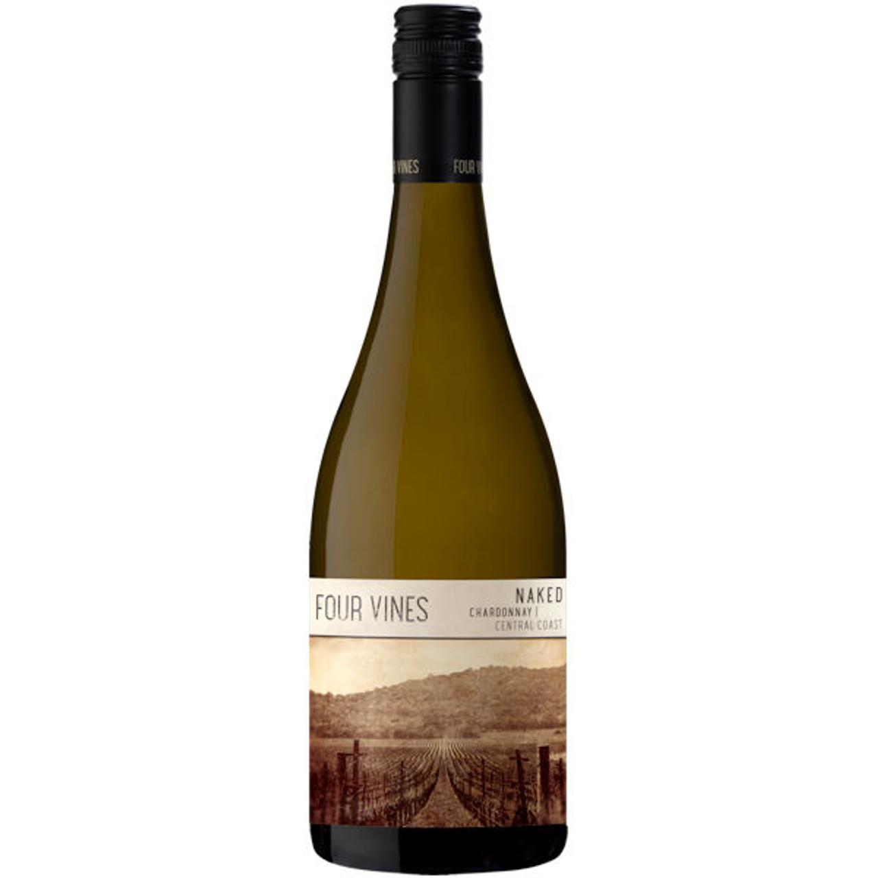 Four Vines Naked Central Coast Chardonnay