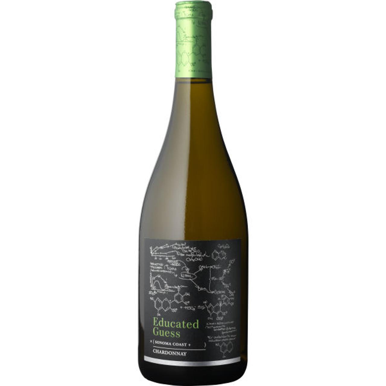Educated Guess Sonoma Coast Chardonnay