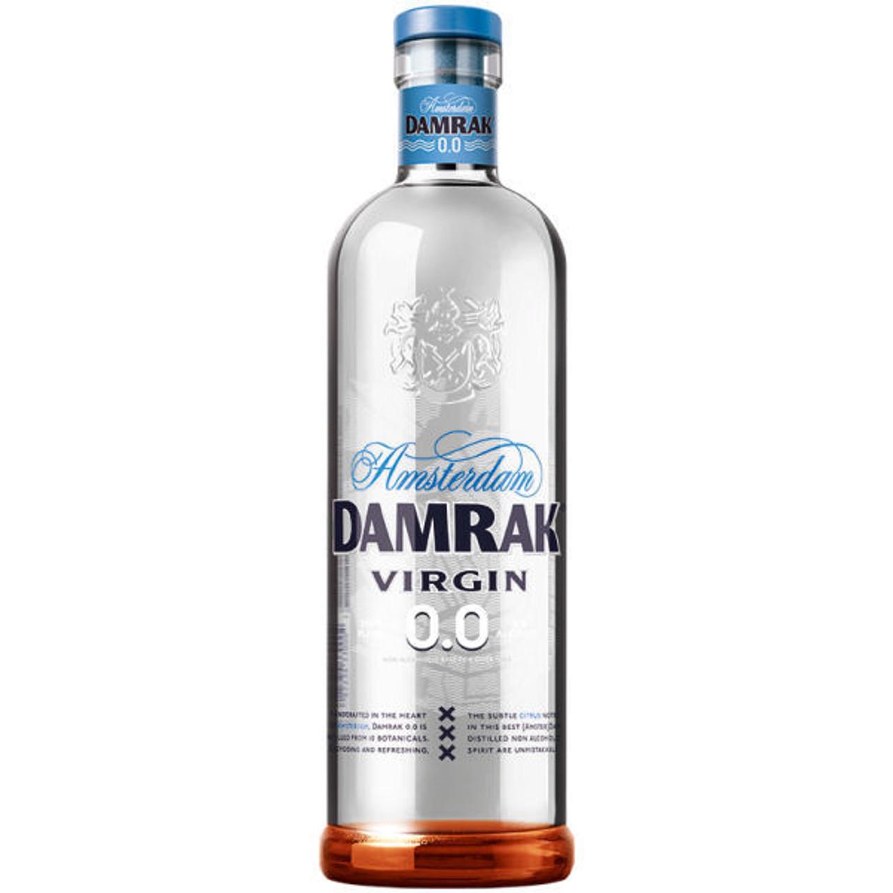 Damrak Virgin 0.0 Non-Alcoholic Spirit 750ml