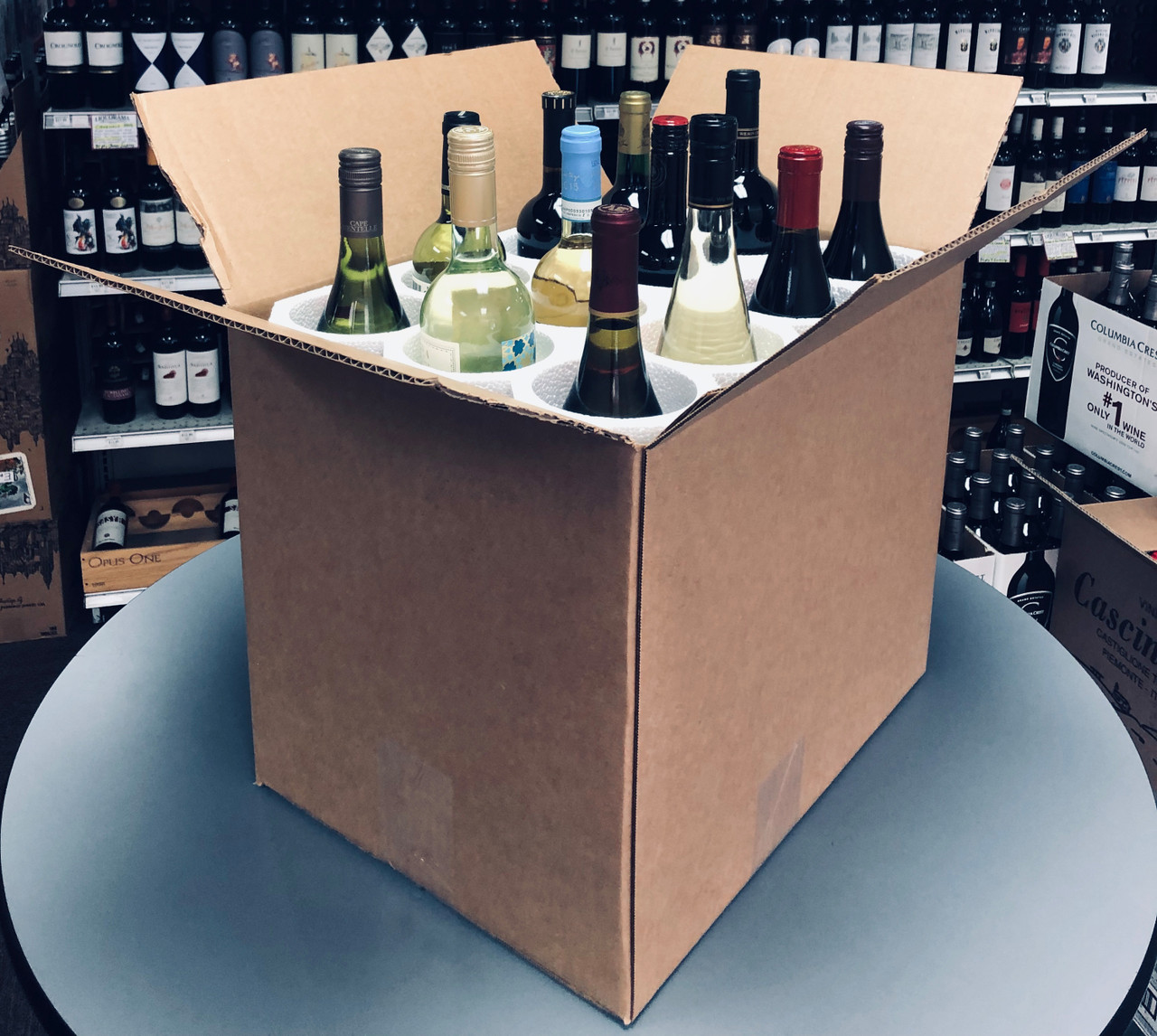 Mystery Wine Case #154