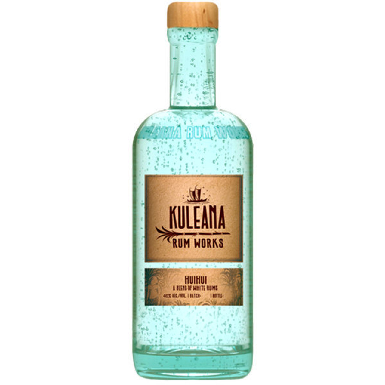 Kuleana Rum Works Huihui Blended White Rum 750ml