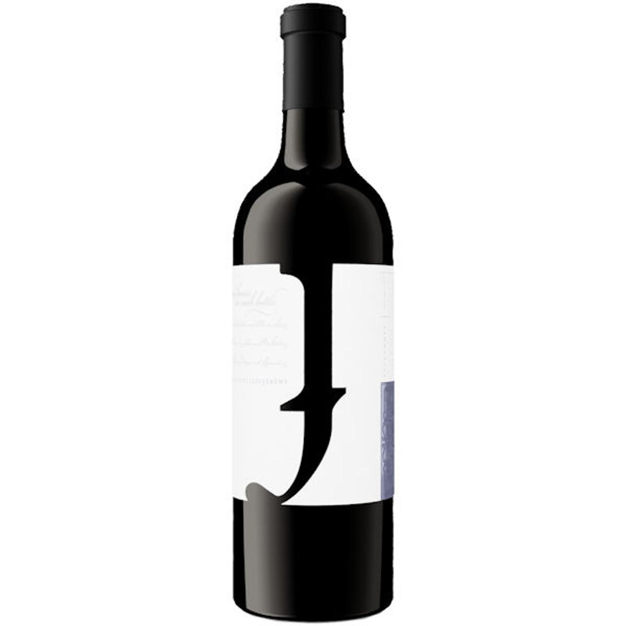 Jeremy Wine Co. Vineyard Cuvee Lodi Old Vine Zinfandel